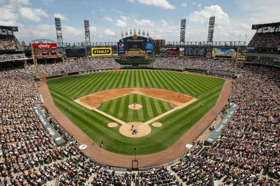 U.S. Cellular Field – Chicago White Sox – $4.1 million.