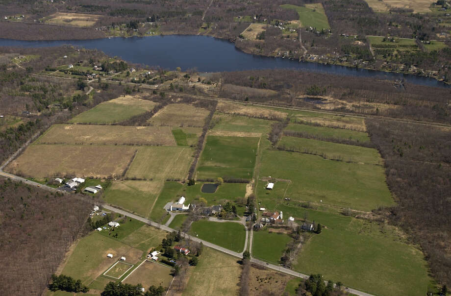 The 272-acre Cappiello Farm property off Route 50 in Ballston, seen here in 2004, has just been sold for an undisclosed amount. (Paul Buckowski / Times Union archive) Photo: PAUL BUCKOWSKI