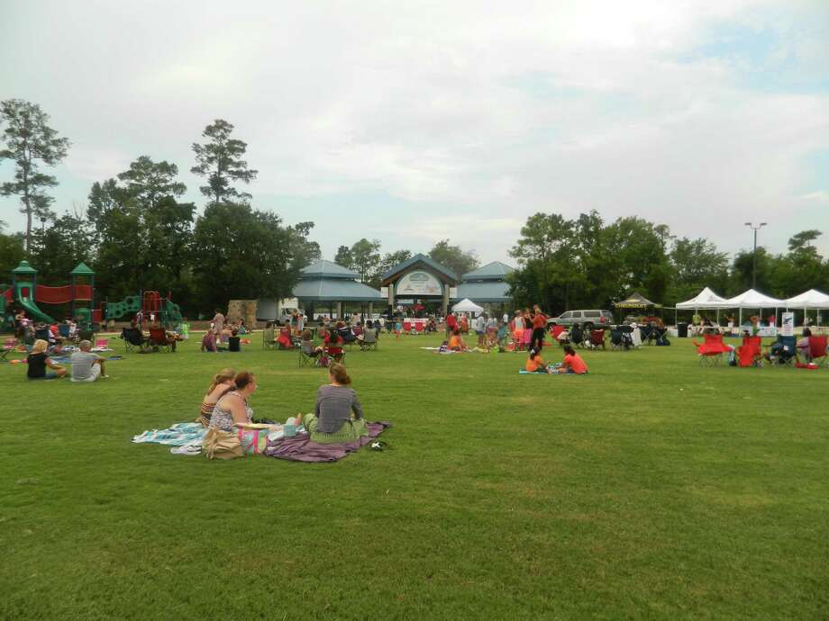 The Woodlands Township's Concert in the Park series continues this month.