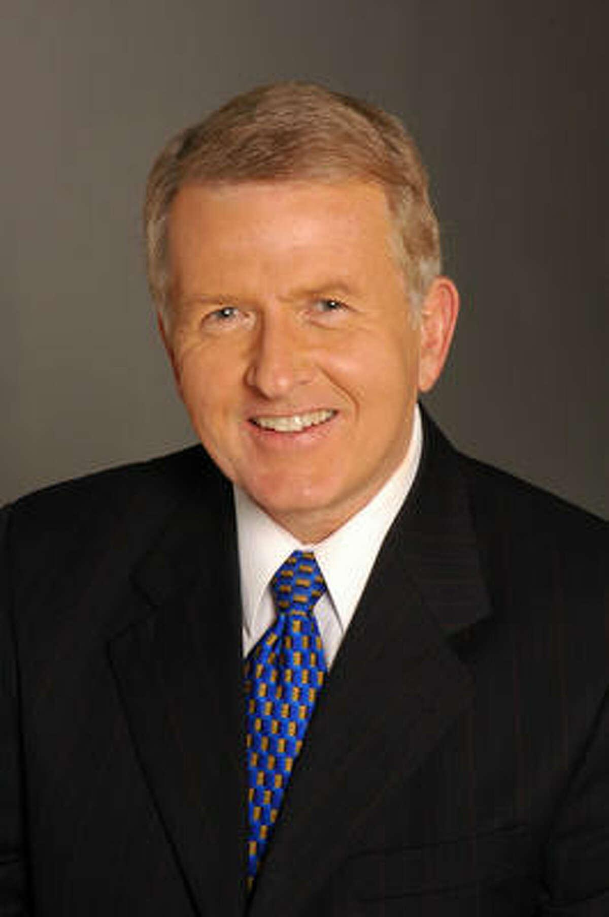 Greg Lucas, TV broadcaster
