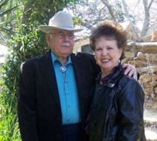 Jerry Beauchamp is pictured with his wife, Clara Beauchamp. Photo: Courtesy Photo