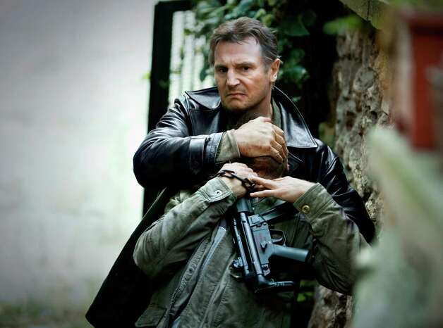 "This image released by 20th Century Fox shows Liam Neeson in a scene from ""Taken 2."" (AP Photo/20th Century Fox, Magali Bragard Photo: AP, HOEP / 20th Century Fox"