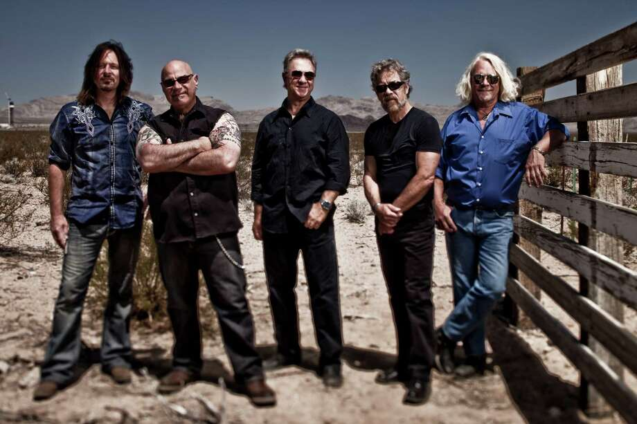 Creedence Clearwater Revisited Photo: Jeff Dow / Copyright:copyright jeff dow