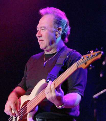 Stu Cook of the Band Creedance Clearwater Revisited Photo: Courtesy
