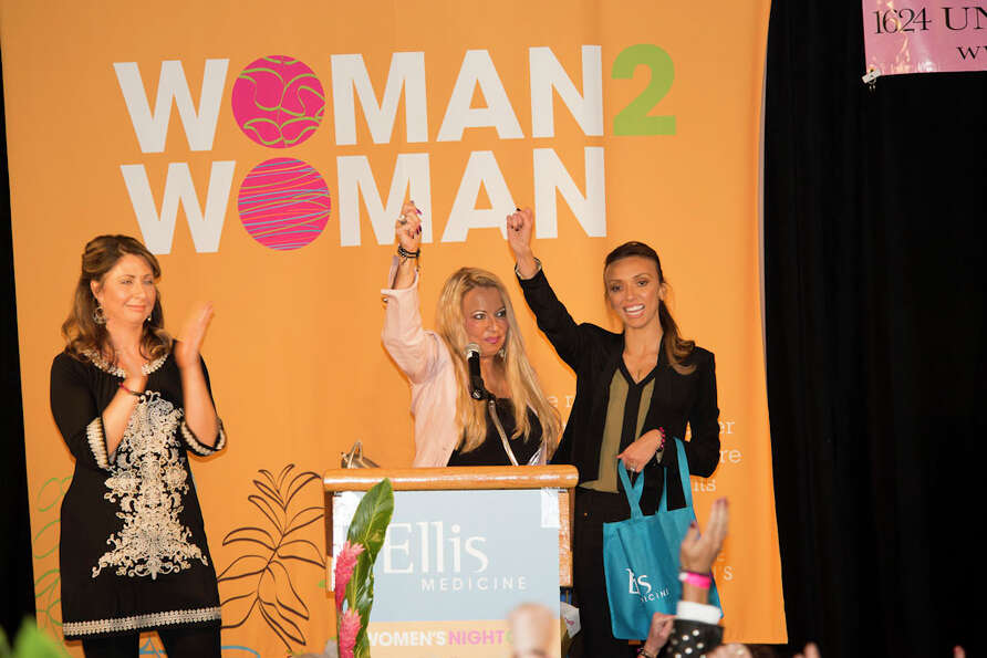 Were you Seen with Giuliana Rancic at Ellis Medicine's Women's Night Out at the Albany Marriott on T