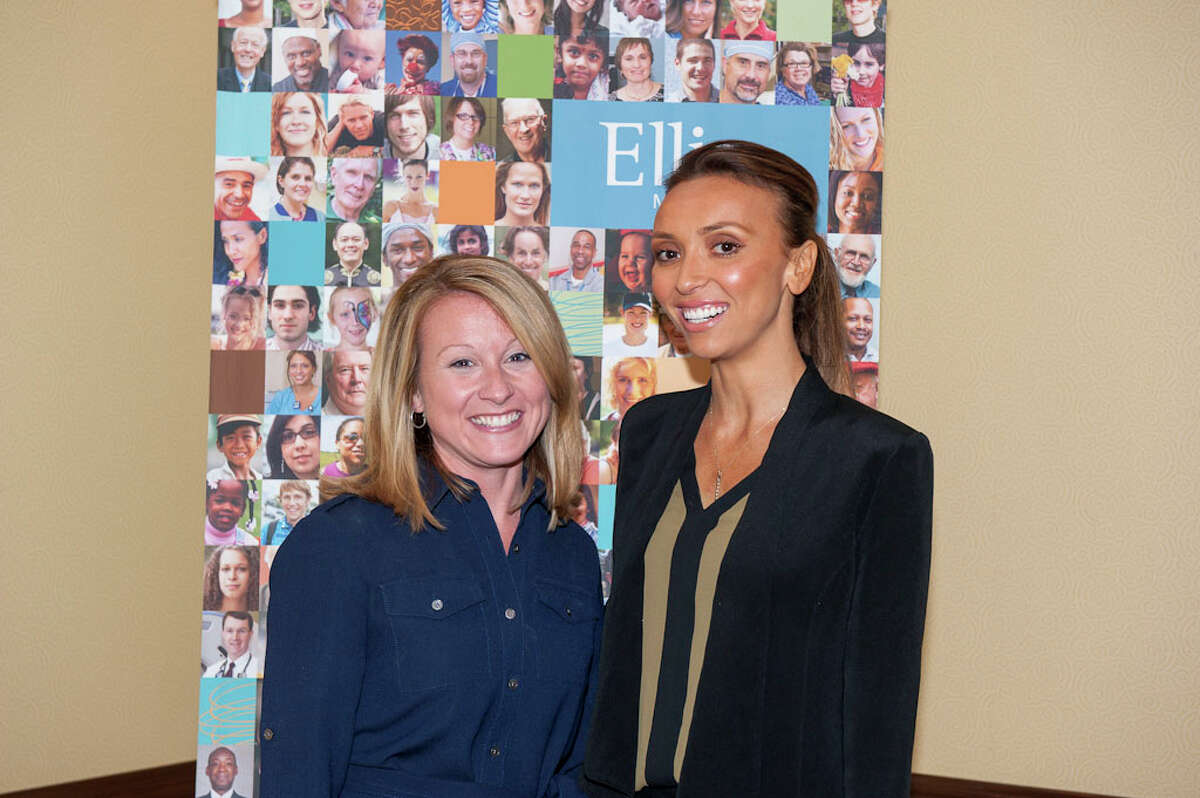 Were you Seen with Giuliana Rancic at Ellis Medicine's Women's Night Out at the Albany Marriott on Thursday, September 27, 2012?