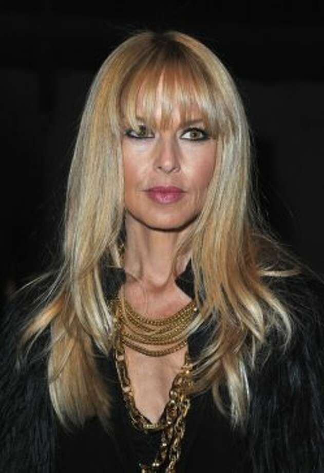 Stylist/designer Rachel Zoe attends the Givenchy Spring / Summer 2013 show as part of Paris Fashion Week on September 30, 2012 in Paris, France.  (Pascal Le Segretain/Getty Images)