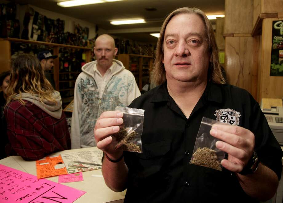 "Candidate: Jim CarlsonThe Grassroots Party candidate is owner of The Last Place on Earth, a ""head shop and adult novelty store"" in Duluth, Minn. Carlson lists among his issues: an end to the war on drugs; an audit of the Federal Reserve; and an end to foreign aid.Website: http://carlsonforpresident.org/(File photo)"