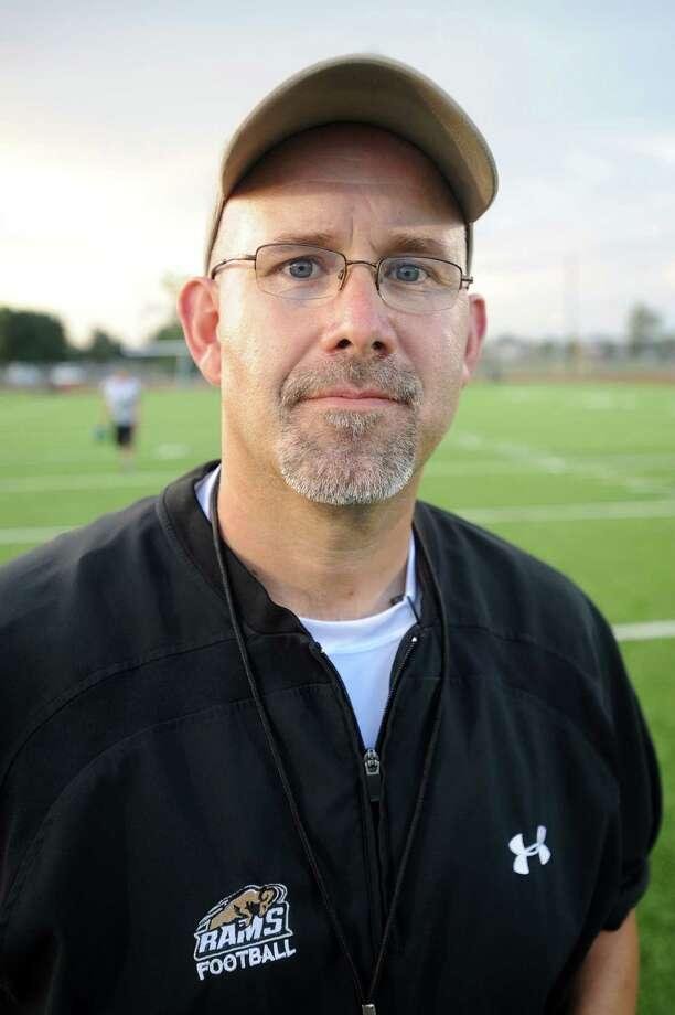 Mayde Creek head coach Lance Carter Photo: Thomas Nguyen / Freelance