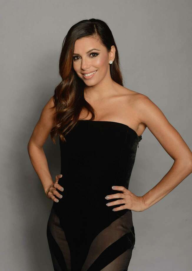"""Actress Eva Longoria, shown during the 2012 NCLR ALMA Awards this month,  calls herself """"living proof of the American dream."""" Photo: Mark Davis / 2012 Getty Images"""