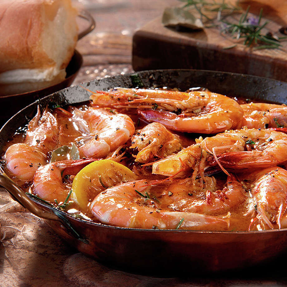 New Orleans Barbecue Shrimp/zatarains.com