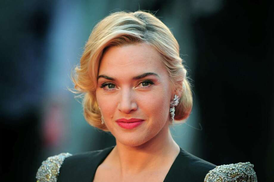 Kate Winslet  Photo: Carl Court, AFP/Getty Images / AFP