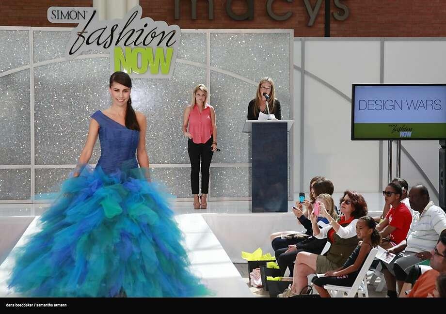 Design Wars At Simon Fashion Now Sfgate