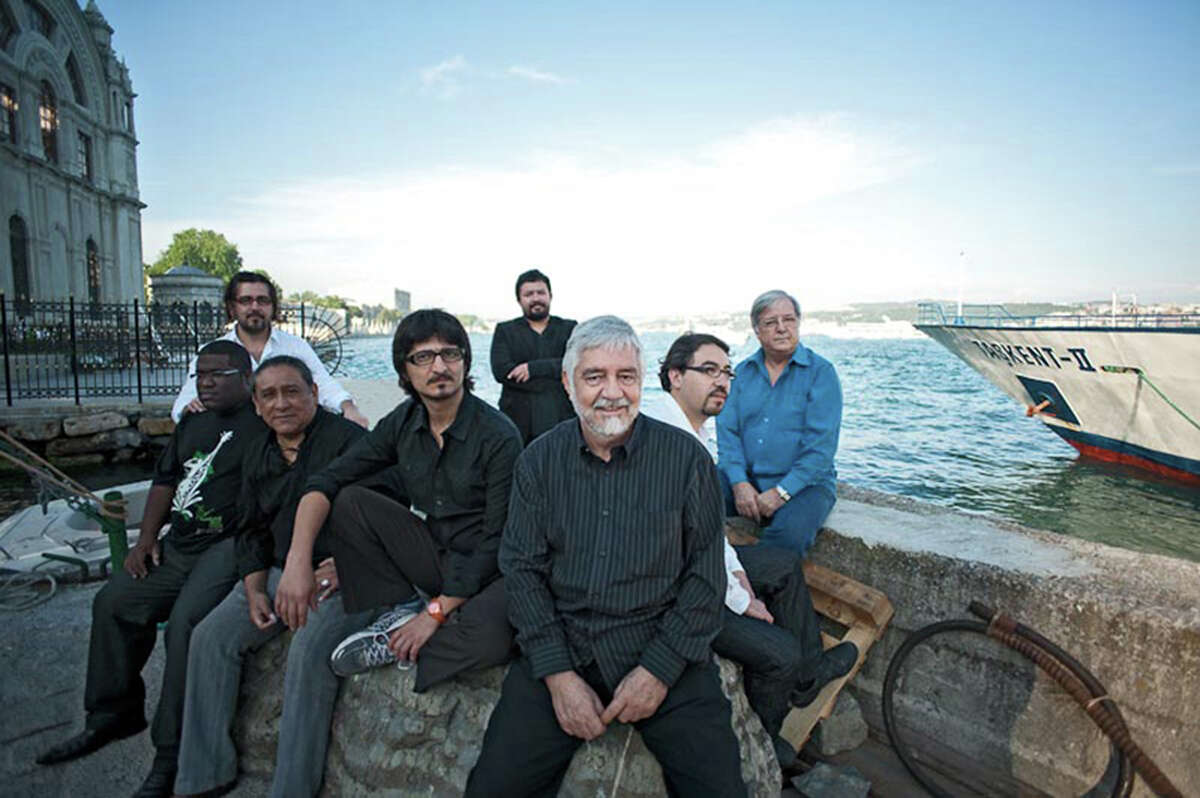Time traveling: Chile's Inti-Illimani celebrates its 45th anniversary with a performance at on Saturday, Oct. 13 at Fairfield University's Regina A. Quick Center for the Arts.