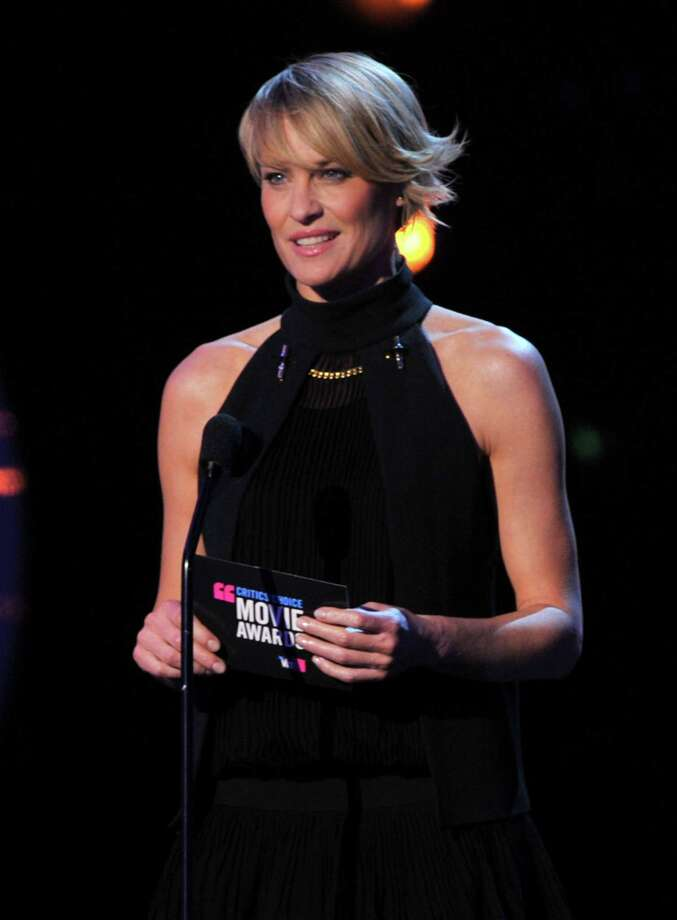 Robin Wright now. (Photo by Kevin Winter/Getty Images) Photo: Kevin Winter, - / 2012 Getty Images