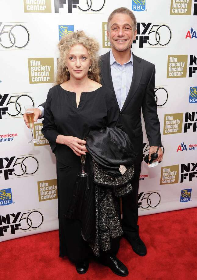 Carol Kane now, pictured with Tony Danza.  (Photo by Jamie McCarthy/Getty Images) Photo: Jamie McCarthy, - / 2012 Getty Images