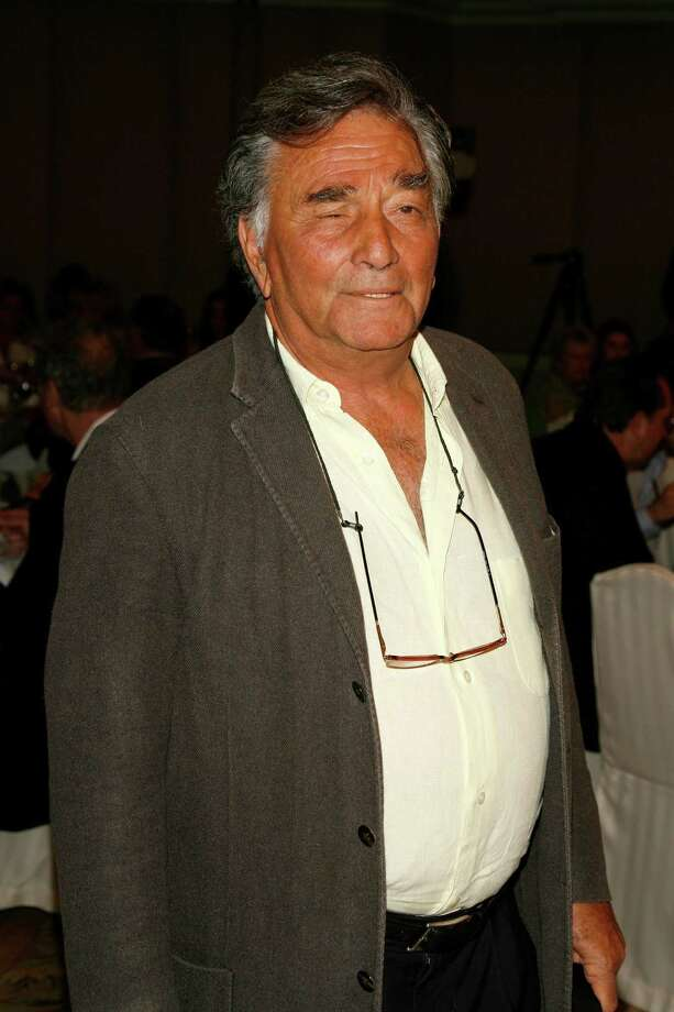 Peter Falk, pictured shortly before his death on June 23, 2011.  (Photo by Kevin Winter/Getty Images) Photo: Kevin Winter, - / 2007 Getty Images