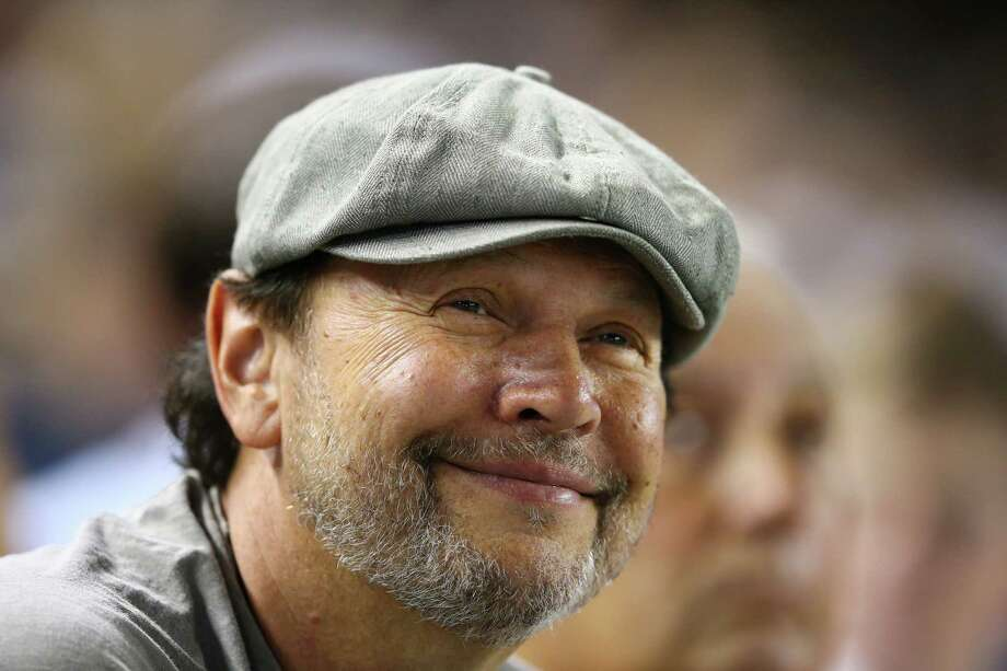 Billy Crystal now. Doesn't look half-bad, compared to Miracle Max.  (Photo by Al Bello/Getty Images) Photo: Al Bello, - / 2012 Getty Images
