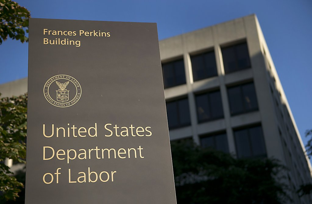 The U S Department Of Labor Headquarters Stands In Washington D C U S On Tuesday