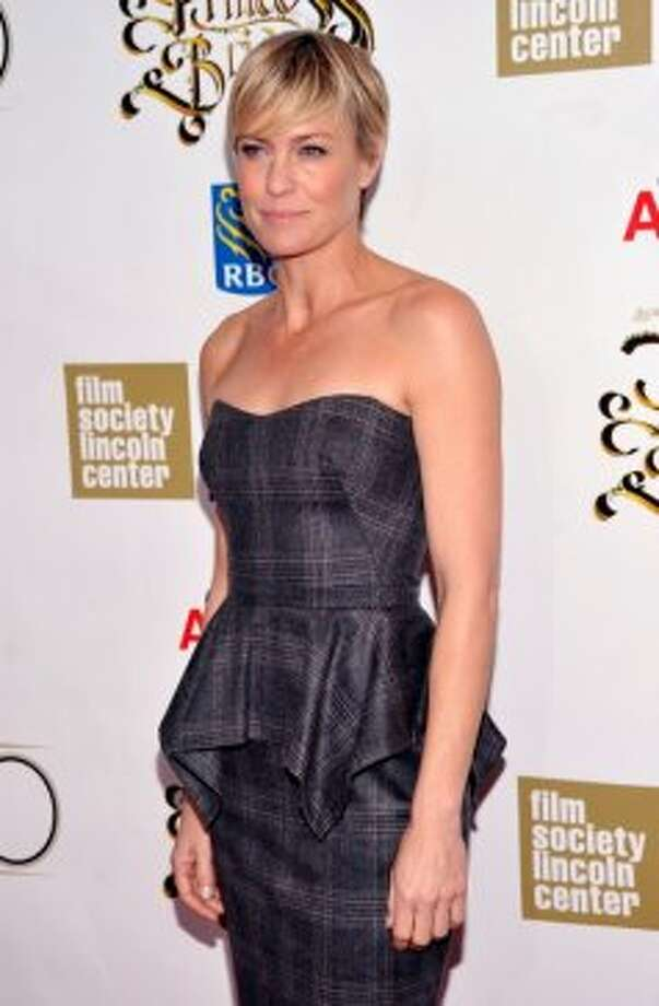 Robin Wright now.  (Stephen Lovekin/Getty Images)