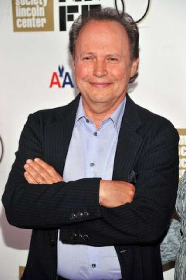 Billy Crystal at the anniversary party. (Stephen Lovekin/Getty Images)