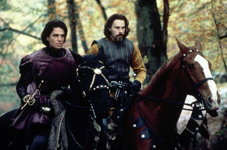 Count Tyrone Rugen (Christopher Guest) was Prince Humperdinck's lieutenant, the six-fingered man.  (Twentieth Century Fox Film Corporation Photography)