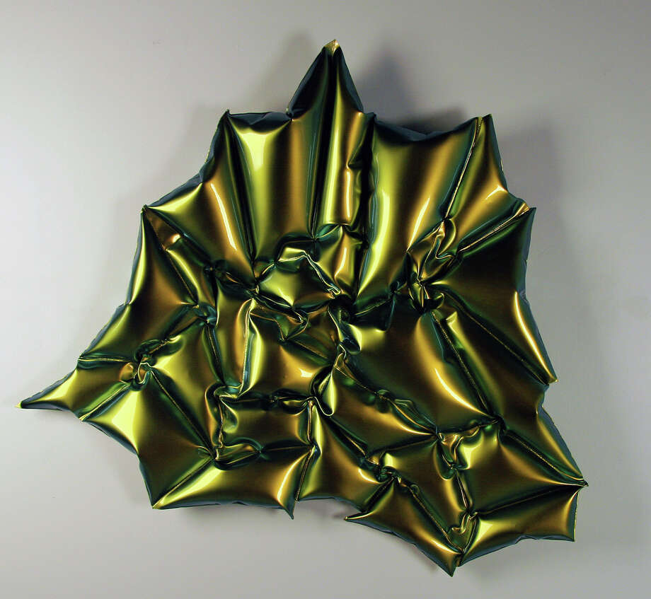 "On view in ""MetalUrges,"" a solo show by William Cannings at Anya Tish Gallery: