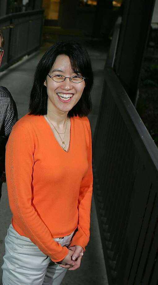 "Ellen Pao says she was told to ""leave and not come back."" Photo: Marcio Jose Sanchez, AP"