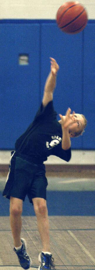 Spartan Hoop School at Shepaug Valley High School. August, 2012 Photo: Norm Cummings