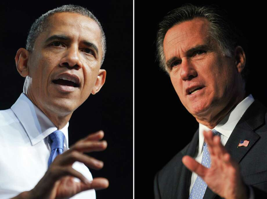 You probably already know President Barack Obama is representing the Democrats, and former Massachusetts Gov. Mitt Romney is the Republican hopeful in this year's presidential election. But did you know there is a handful of other contenders? Click through to see who else is seeking the commander-in-chief job. Photo: LEFT: Mandel Ngan / AFP / Getty Images, RIGHT: Nicholas Kamm / AFP / Getty Images / AFP