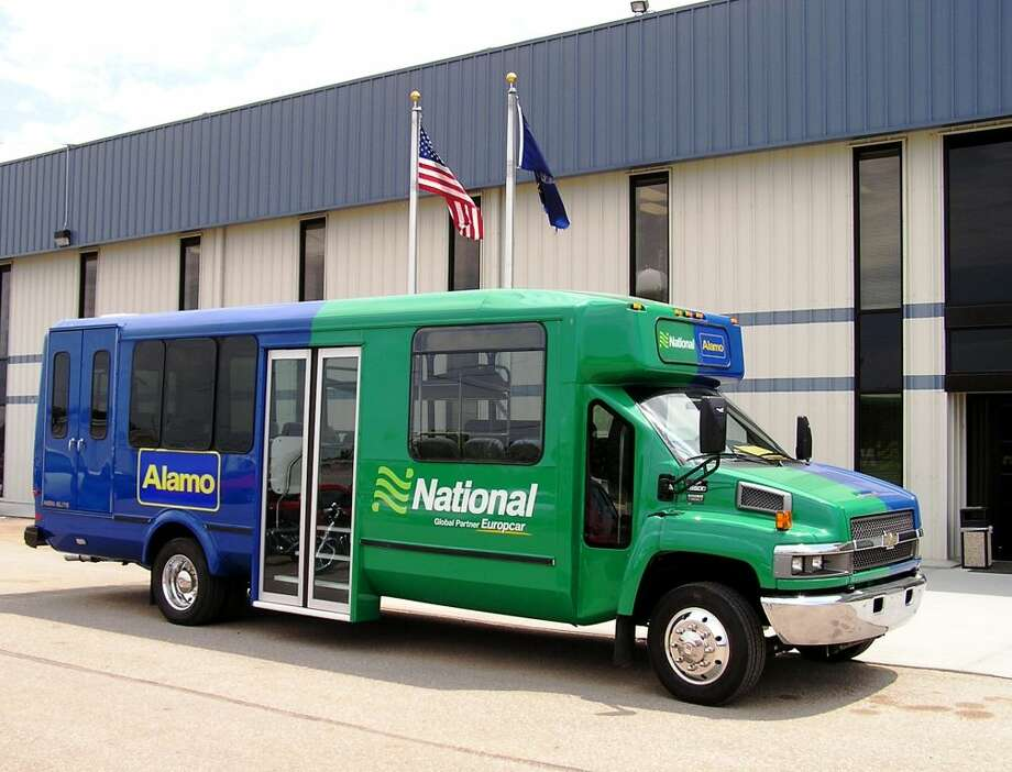 Hobby Airport is part of a pilot program in renewable energy. Enterprise Holdings, which operates Enterprise, National and Alamo, is introducing renewable synthetic diesel fuel in its airport shuttle buses at Hobby Airport in Houston.