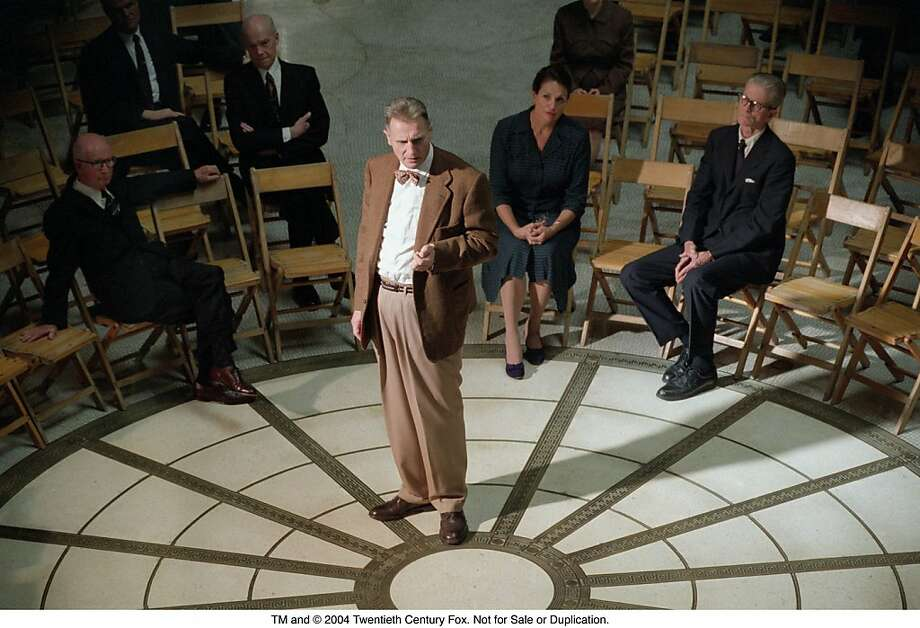 """Liam Neeson is Alfred Kinsey in """"Kinsey,"""" a clever biopic about the sex researcher. Photo: Ken Regan"""