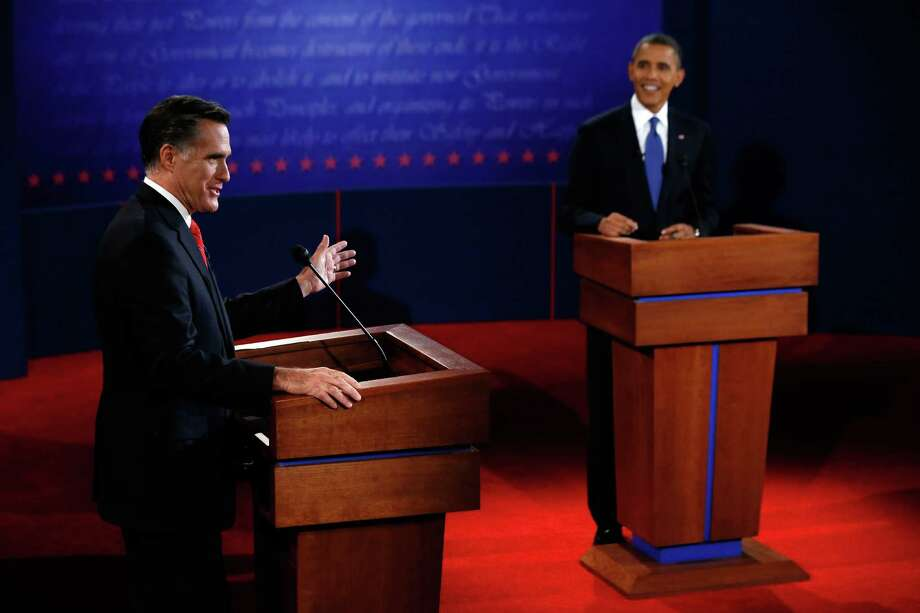 Readers continue to weigh in on the impact of the presidential debate between Barack Obama and Mitt Romney last week— and whether Jim Lehrer had anything to do with the president's poor performance. Photo: Chip Somodevilla, Getty Images / 2012 Getty Images