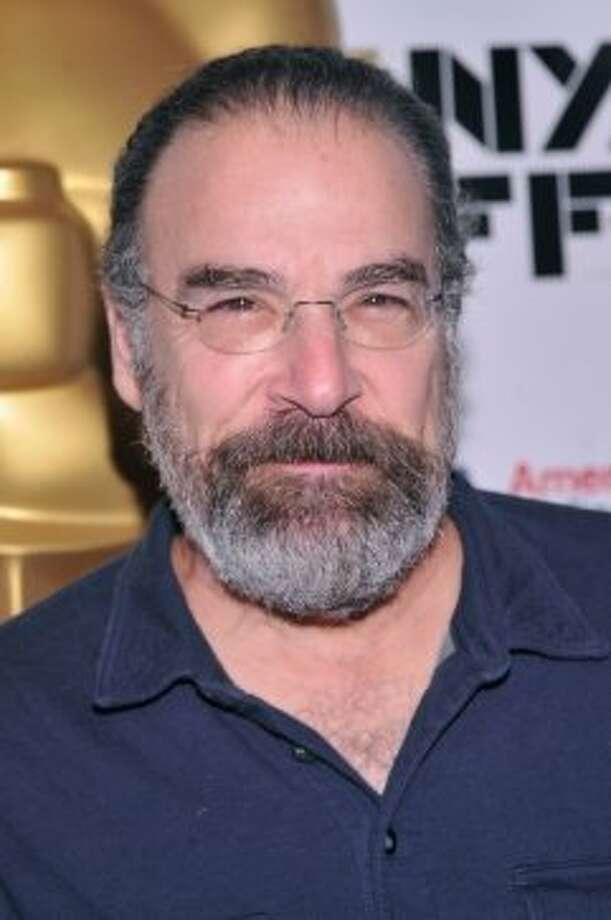 Actor Mandy Patinkin is 60.
