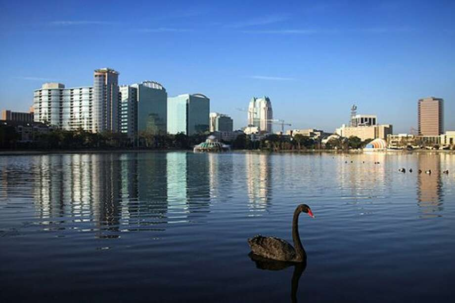 #1: Orlando, FL12-Month Averages: Rental vacancy rate: 18.8% Homeowner vacancy rate: 2.2% The emptiest city in the United States is Orlando, Fla. The 12-month average for rental vacancies stands at a staggering 18.8 percent, while in the first quarter of 2012 this number was 22 percent, highest in the nation. Florida's third largest city also has an above-average homeowner vacancy ratePhoto: CNBC