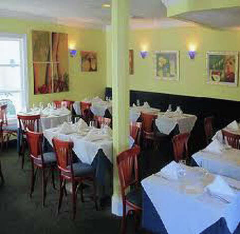 The interior of Blue Lemon restaurant in downtown Westport, one of the participating eateries in Westport Restaurant Week. Photo: Contributed Photo / Fairfield Citizen contributed