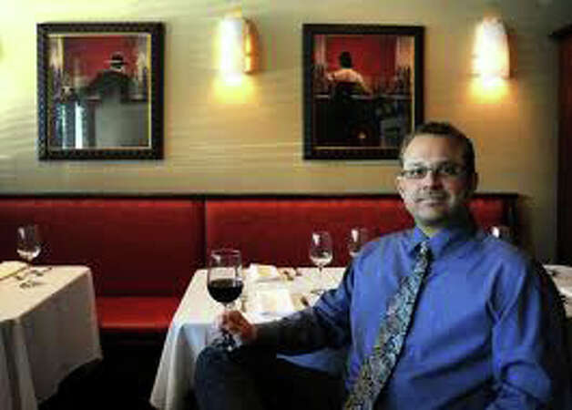 Michael Musto, owner of Michael Gennaro's Steakhouse on the Post Road in Fairfield, which will offer customers 25 percent off their entire meal during Fairfield Restaurant Week. Photo: File Photo / Fairfield Citizen