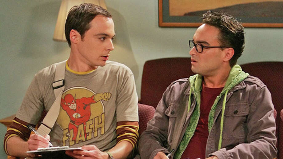 "Most mentioned TV showsNo. 3 - ""The Big Bang Theory"" Photo: MONTY BRINTON, . / ©2007 CBS Broadcasting Inc. All Rights Reserved"