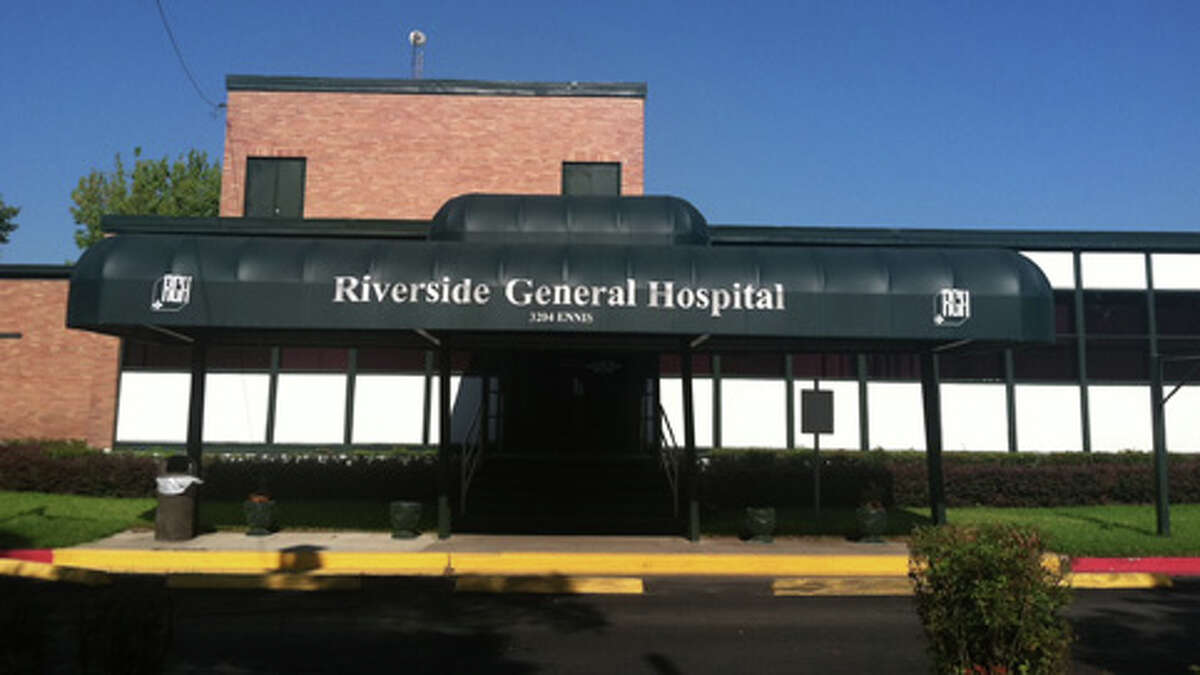 Houston FBI agents arrested longtime Riverside General Hospital CEO Earnest Gibson IV, his son and four others Thursday morning.