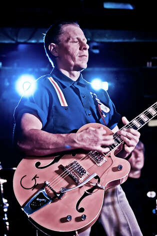 Reverend Horton Heat. Photos courtesy of Moloich Photography, Dave Flewwelling Photo: Courtesy