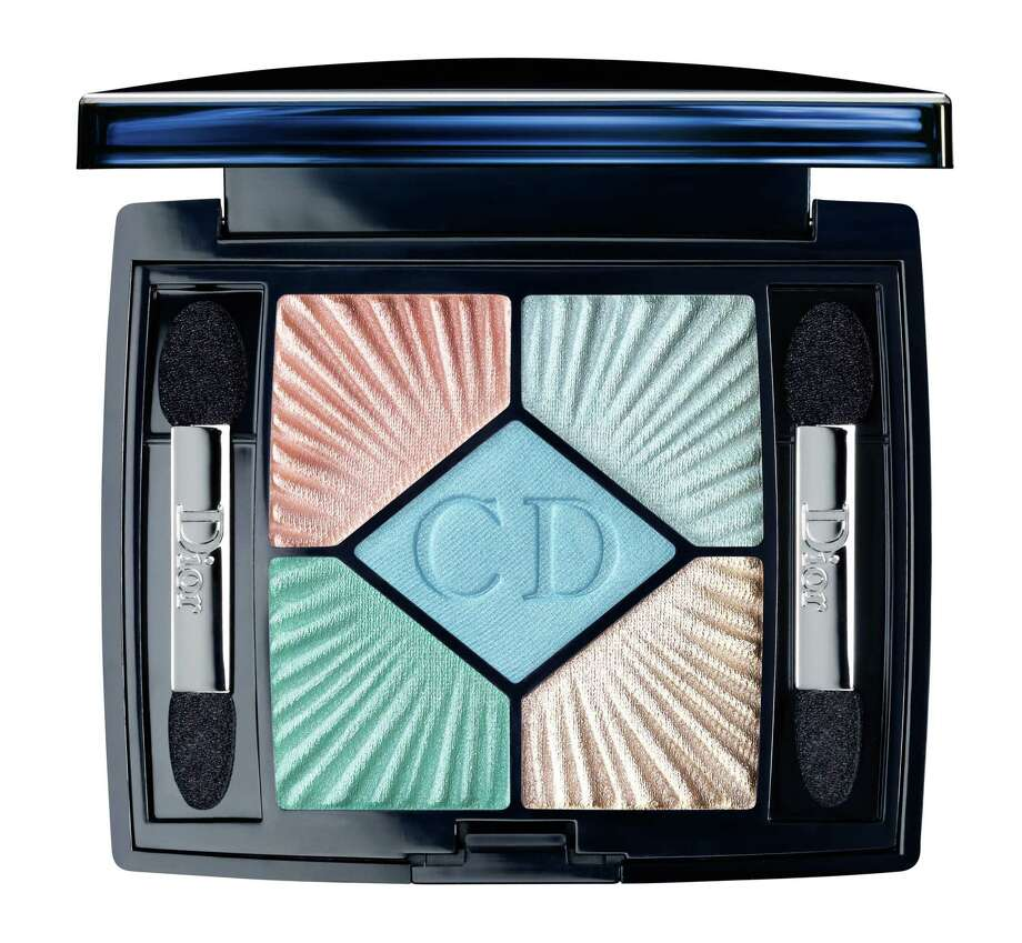 The splashy colors of aquatic reverie mixed with sherbet skies are invested in Dior s Croisette Collection, inspired by the splendor of the French Riviera. We can t help but think of the good times when looking at Dior s limited-edition 5-Couleurs Croisette Edition palette; $60 at Neiman Marcus and Macy s stores. Photo: Dior