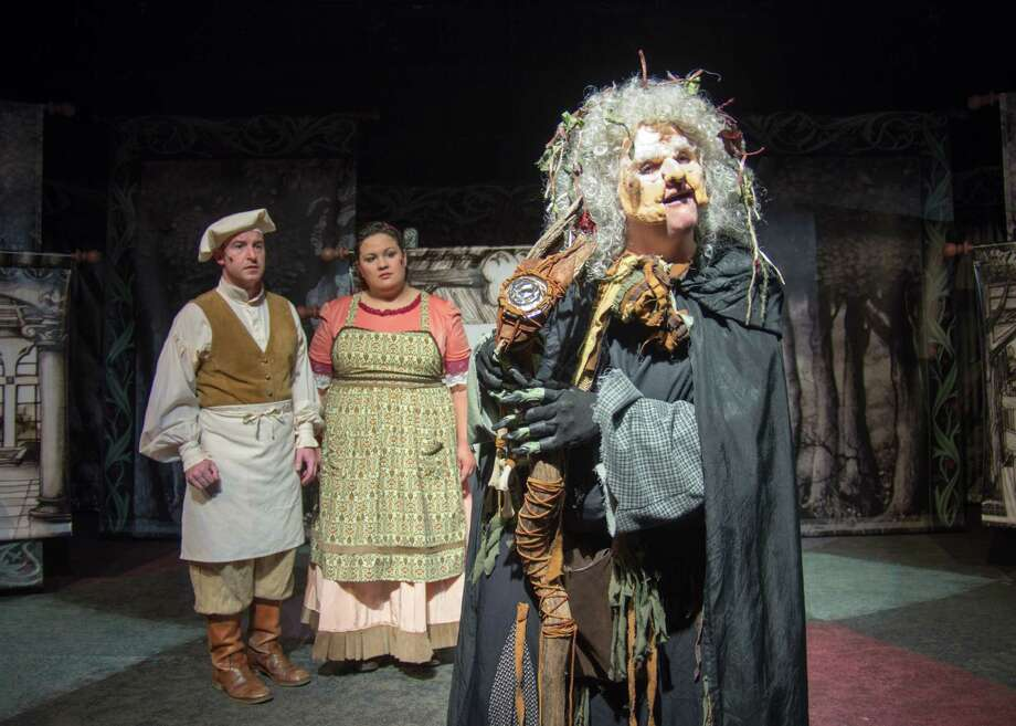 âÄúInto the WoodsâÄù is on stage at Brookfield Theatre for the Arts through Oct. 13. Photo: Contributed Photo