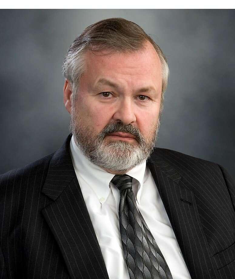 George C. Halvorson.  (PRNewsFoto/Kaiser Permanente) Photo: Associated Press