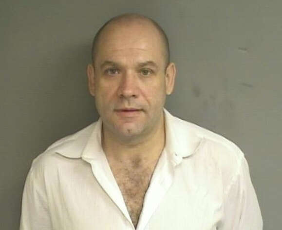 Dimitri Taranov, 43, of 15 Stanwick Place, was charged in an arrest warrant with illegal cultivation on a hallucinogen and manufacture of a controlled substance. He was held in lieu of $500,000 bond. Photo: Contributed Photo