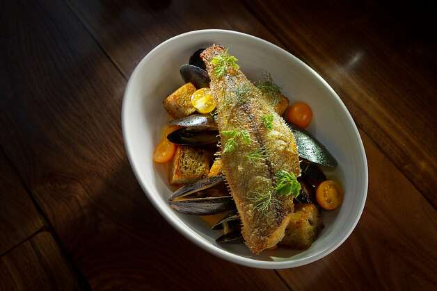 The Bouillabaisse at Abbot's Cellar in San Francisco, Calif., is seen on Thursday, Sept. 27th, 2012. Photo: John Storey, Special To The Chronicle