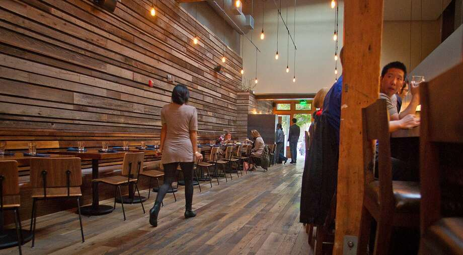 The interior of Abbot's Cellar in San Francisco, Calif., is seen on Thursday, Sept. 27th, 2012. Photo: John Storey, Special To The Chronicle