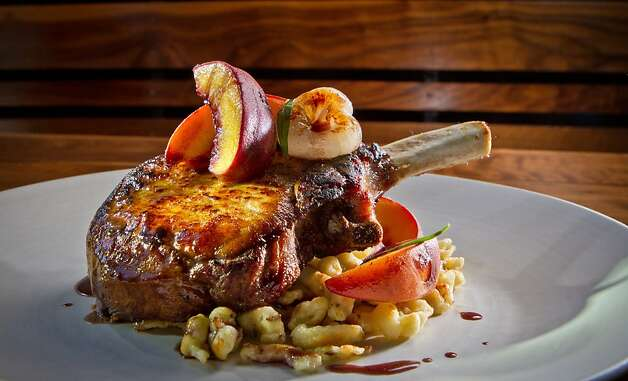The Pork Chop at Abbot's Cellar in San Francisco, Calif., is seen on Thursday, Sept. 27th, 2012. Photo: John Storey, Special To The Chronicle