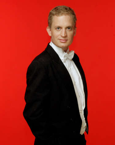 "Gustav Meier kicks off his final season with the Greater Bridgeport Symphony with ""Americana"" on Oct. 20 at the Klein Memorial, featuring pianist Andrew Armstrong performing Gershwin's jazzy ""Rhapsody in Blue."" Photo: Contributed Photo"