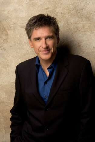 "Craig Ferguson, host of ""The Late Late Show with Craig Ferguson,"" will bring his comedy to the Ridgefield Playhouse on Monday, Oct. 8. Photo: Contributed Photo"
