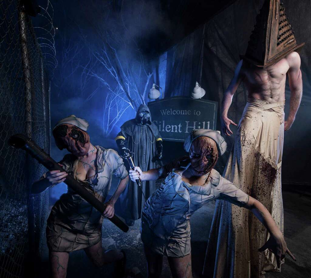 Halloween attractions, from pumpkins to zombies - Times Union